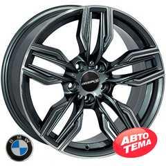 Легковой диск REPLICA BMW QC5150 GMF - Интернет магазин резины и автотоваров Autotema.ua