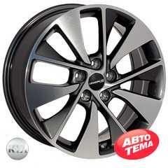 Купить Легковой диск REPLICA KIA TL0384NW GMF R18 W7.5 PCD5x114.3 ET52 DIA67.1