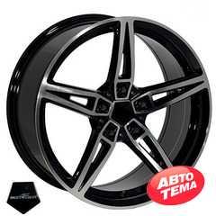 Купить Легковой диск ZF 5009 BMF R18 W8 PCD5x120 ET30 DIA74.1