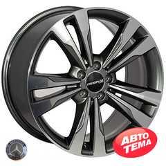 Купить Легковой диск REPLICA MERCEDES TL0242N GMF R19 W9.5 PCD5x112 ET43.5 DIA66.6