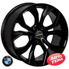 Легковой диск REPLICA BMW BK922 MattBlack - Интернет магазин резины и автотоваров Autotema.ua