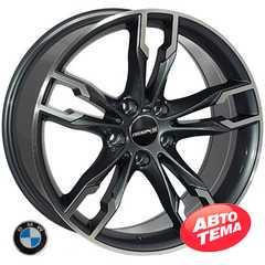 Купить Легковой диск REPLICA BMW BK5255 GP R19 W8.5 PCD5x120 ET25 DIA72.6