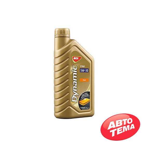 Моторное масло MOL Dynamic Star - Интернет магазин резины и автотоваров Autotema.ua
