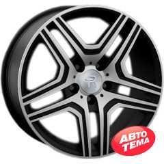 Купить REPLAY MR67 BKF R20 W8.5 PCD5x112 ET62 DIA66.6