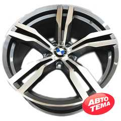 Купить Легковой диск REPLICA B5327 GMF R19 W9.5 PCD5x112 ET39 DIA66.6