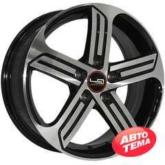 Купить Легковой диск REPLICA LegeArtis SK109 BKF R16 W6.5 PCD5x112 ET46 DIA57.1