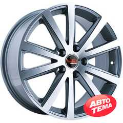 Купить Легковой диск REPLICA LegeArtis VV19 GMF R17 W7.5 PCD5x112 ET51 DIA57.1