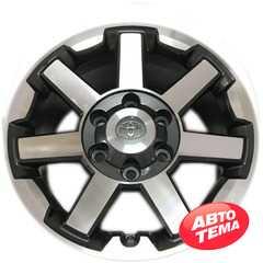Купить Легковой диск REPLICA TY7026 GMF R17 W7.5 PCD6x139.7 ET15 DIA106.1