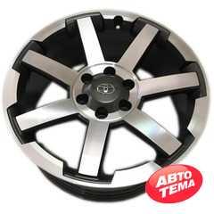 Легковой диск REPLICA TY876 GMF - Интернет магазин резины и автотоваров Autotema.ua