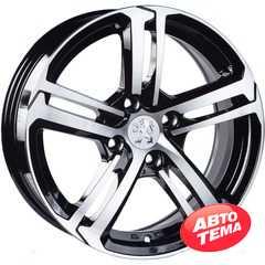 Купить Легковой диск REPLICA Peugeot JT-1721 BM R16 W6.5 PCD4x108 ET25 DIA65.1