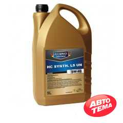 Купить Моторное масло AVENO HC Synth LS 5W-40 (5л)