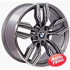 Купить REPLICA BMW BK5181 GP R20 W10 PCD5x120 ET37 DIA72.6