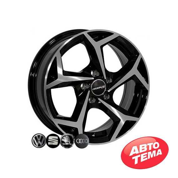Купить Легковой диск ZW BK5340 BP R15 W6 PCD5x100 ET35 DIA57.1