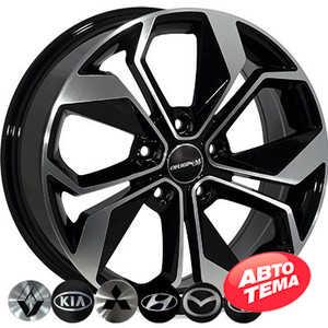 Купить Легковой диск ZW BK5168 BP R17 W7 PCD5x114.3 ET45 DIA67.1