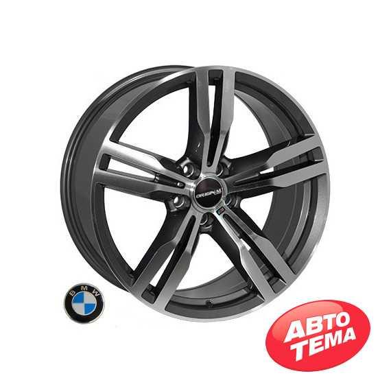 Купить Легковой диск REPLICA BMW BK5327 GP R19 W8.5 PCD5x112 ET25 DIA66.6