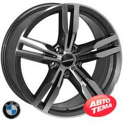 Купить Легковой диск REPLICA BMW BK5327 GP R19 W9.5 PCD5x112 ET30 DIA66.6