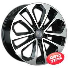 Купить Replay H60 BKF R17 W7.5 PCD5x114.3 ET55 DIA64.1 17 7.5 5x114.3 55 64.1