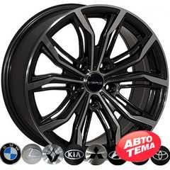 Купить Легковой диск REPLICA BMW 2747 BF-P R17 W7.5 PCD5x120 ET32 DIA72.6