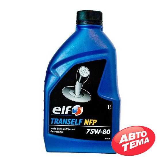 Трансмиссионное масло ELF Tranself NFP - Интернет магазин резины и автотоваров Autotema.ua