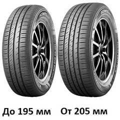 Купить Летняя шина KUMHO ES31 185/60R15 84H