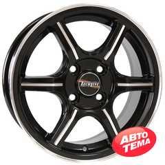 Купить Легковой диск TECHLINE 433 BD R14 W5.5 PCD4x100 ET38 DIA67.1