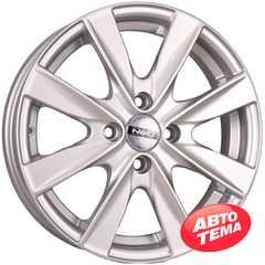 Купить Легковой диск TECHLINE 524 SL R15 W5.5 PCD4x100 ET46 DIA54.1