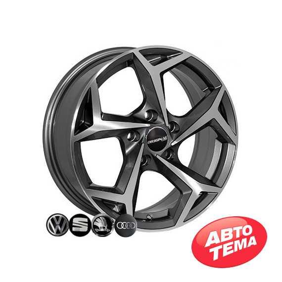 Купить Легковой диск ZW BK5340 GP R15 W6 PCD5x112 ET40 DIA57.1