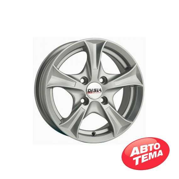 Купить DISLA LUXURY 506 S R15 W6.5 PCD5x108 ET35 DIA63.4