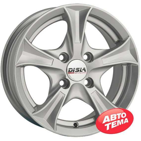 Купить DISLA Luxury 606 S R16 W7 PCD4x108 ET38 DIA67.1