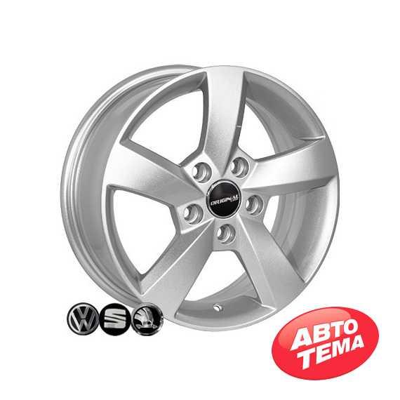 Купить Легковой диск REPLICA SKODA FR583 S R15 W6 PCD5x112 ET47 DIA57.1