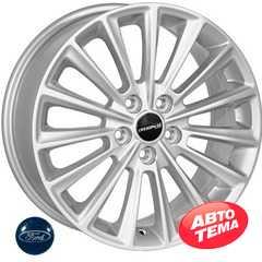 Купить Легковой диск REPLICA FORD TL1368 S R17 W7 PCD5x108 ET50 DIA63.4