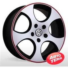 Купить Легковой диск STORM BK-029 MtBPFRLL R15 W7 PCD4x114.3 ET35 DIA67.1