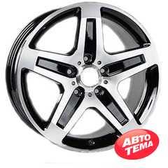 Купить Легковой диск REPLICA A-R775 BF R19 W9.5 PCD5x130 ET50 DIA84.1