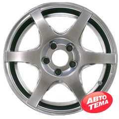Купить Легковой диск JT 1518 HB R14 W6 PCD5x100 ET38 DIA57.1