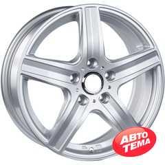 Купить Легковой диск REPLICA JT-1702 S R16 W6.5 PCD5x112 ET45 DIA57.1