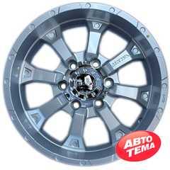 Легковой диск MKW MK-46 Silver - Интернет магазин резины и автотоваров Autotema.ua