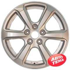 Купить Легковой диск REPLICA JT-1271 S R17 W7 PCD5x114.3 ET45 DIA60.1