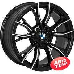 Купить Легковой диск REPLICA BMW QC1197 BMFML R17 W8 PCD5x120 ET30 DIA72.6