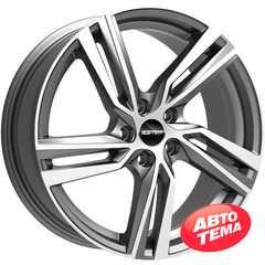 Купить Легковой диск GMP Italia ARCAN POL/GME R17 W7.5 PCD5x108 ET45 DIA63.4