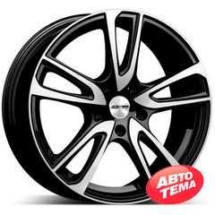 Купить Легковой диск GMP Italia ASTRAL POL/BLK R18 W8 PCD5x120 ET30 DIA72.6