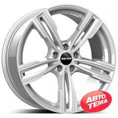 Купить Легковой диск GMP Italia REVEN SIL R19 W9 PCD5x120 ET42 DIA72.6