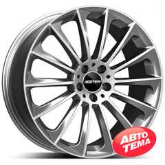 Купить Легковой диск GMP Italia STELLAR POL/GME R17 W7.5 PCD5x110 ET33 DIA65.1