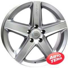 Легковой диск WSP ITALY W3801 PONZA SILVER - Интернет магазин резины и автотоваров Autotema.ua