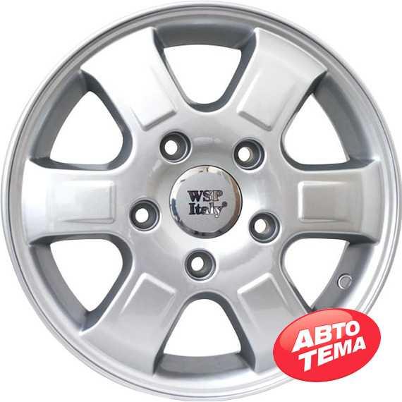 Легковой диск WSP ITALY W776 RHINO SILVER - Интернет магазин резины и автотоваров Autotema.ua