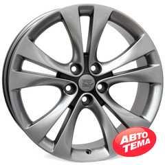 Купить Легковой диск WSP ITALY W2506 MERCURY HYPER ANTHRACITE R18 W8 PCD5x120 ET42 DIA67.1