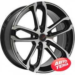 Купить Легковой диск REPLICA LegeArtis A518 BKF R18 W8 PCD5x112 ET47 DIA66.6
