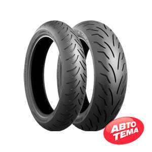 Купить Мотошина BRIDGESTONE BATTLA​X SCOOTER 130/70R13 63P TL REAR