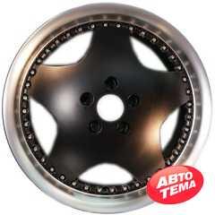 Купить Легковой диск REPLICA JT-1449 BMatt R17 W7.5 PCD5x112 ET35 DIA66.6