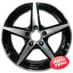 Купить Легковой диск REPLICA JT-1254 BM R16 W7 PCD5x112 ET40 DIA57.1