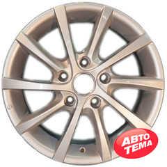 Купить Легковой диск REPLICA JT-1263 S R15 W6 PCD5x112 ET40 DIA57.1